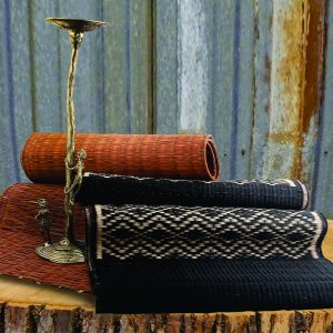 Table Runners(Black,Brown)