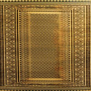 Black Zigzag Masland Mat