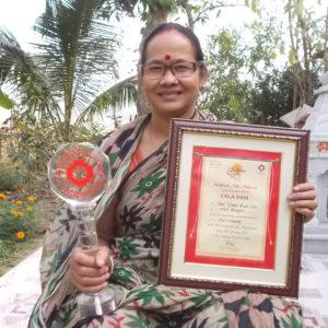 National Merit recipient_Gouri Bala Das