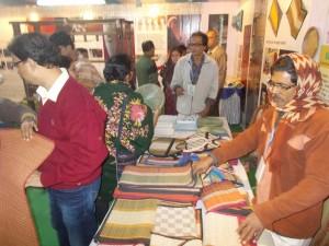 Khadi Mela at Kolkata